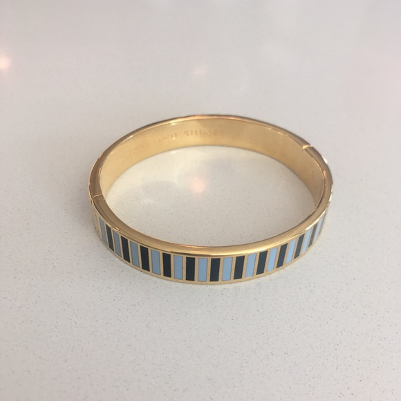Kate spade rise and shine enamel bangle